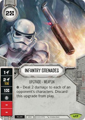 Granadas de infantería