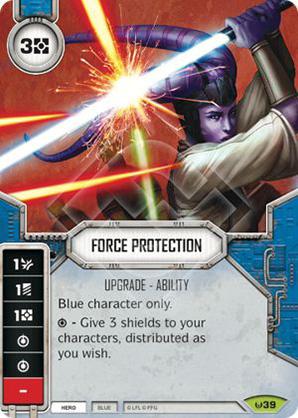 Protegerse con la Fuerza