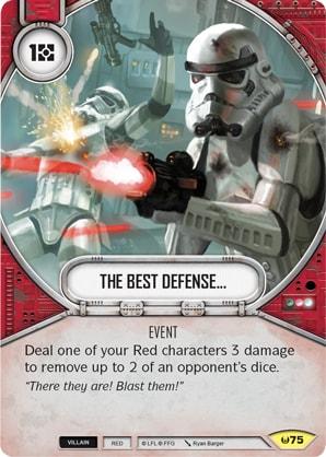 La mejor defensa...