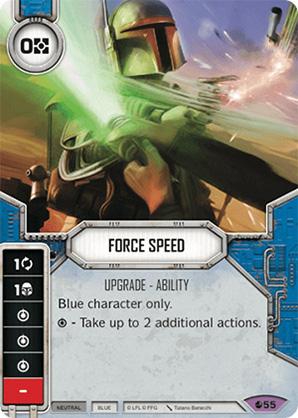Velocidad de la Fuerza