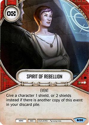Espíritu de rebelión