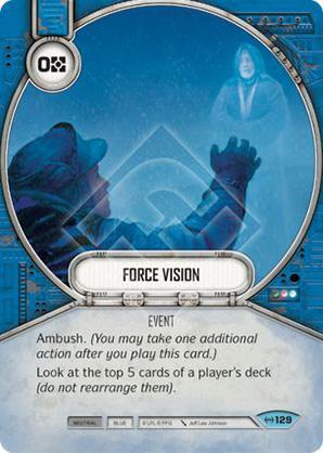 Visión de la Fuerza