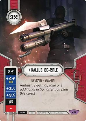 Fusil bo de Kallus