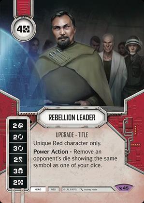Líder de la Rebelión