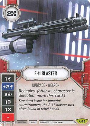 Bláster E-11