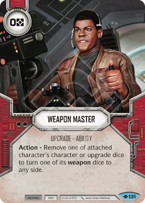 Weapon Master