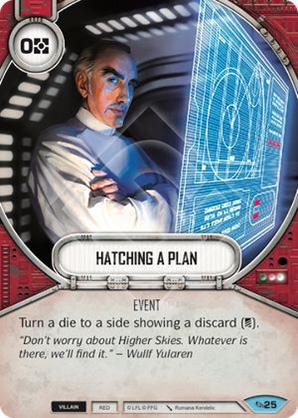 Hatching A Plan
