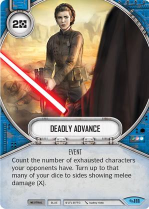 Deadly Advance