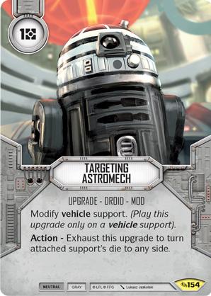 Targeting Astromech