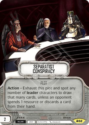 Separatist Conspiracy
