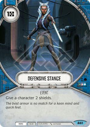 Defensive Stance