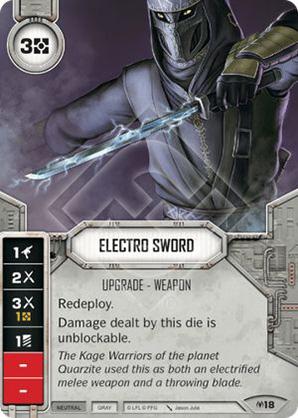 Electro Sword