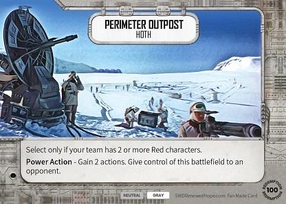 Perimeter Outpost
