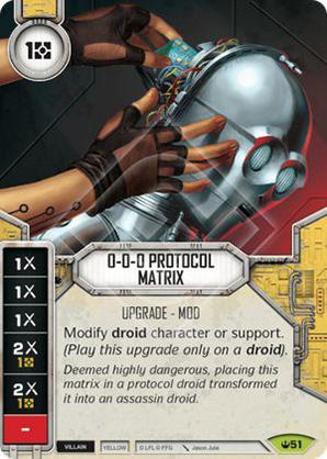 0-0-0 Protocol Matrix
