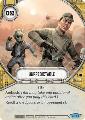 Impredecible