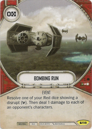 Pasada de bombardeo