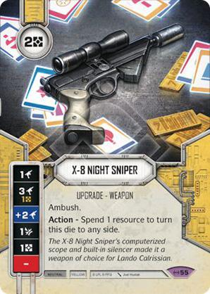 Francotirador Nocturno X-8