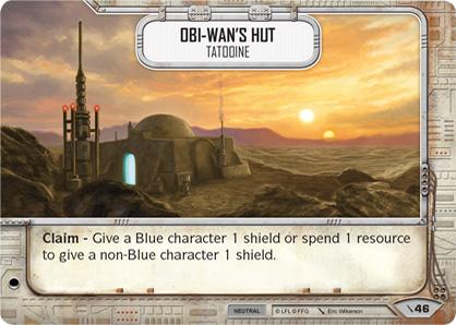 Choza de Obi-Wan