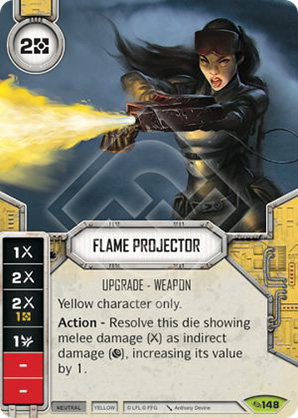 Flame Projector