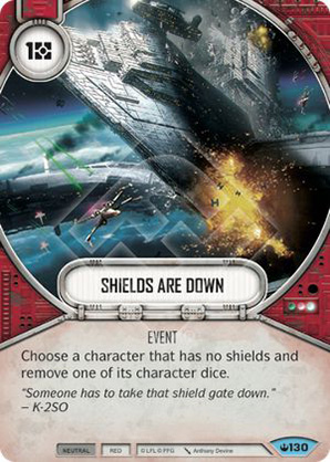 Shields Are Down