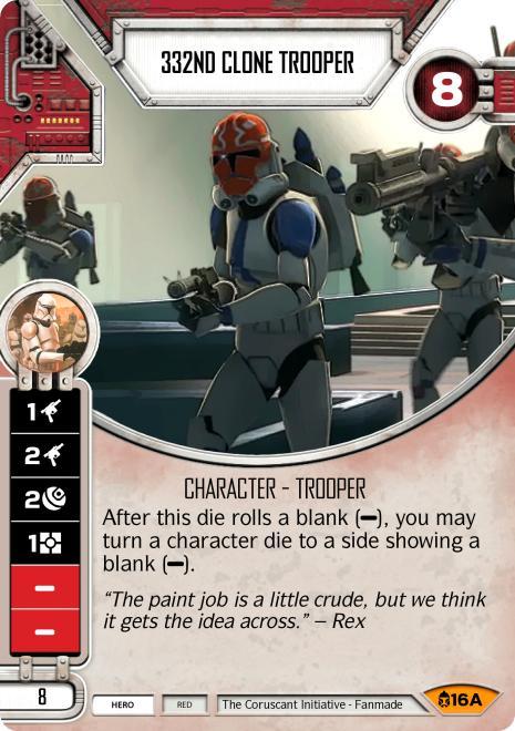 332nd Clone Trooper